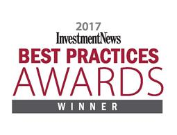 InvestmentNews Names Foster & Motley 2017 Best Practices Award Winner