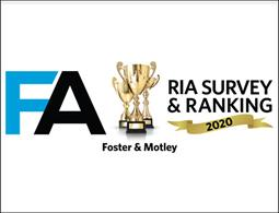 Foster & Motley Ranked in Top 250 Firms in FA Magazine's 2020 Ranking